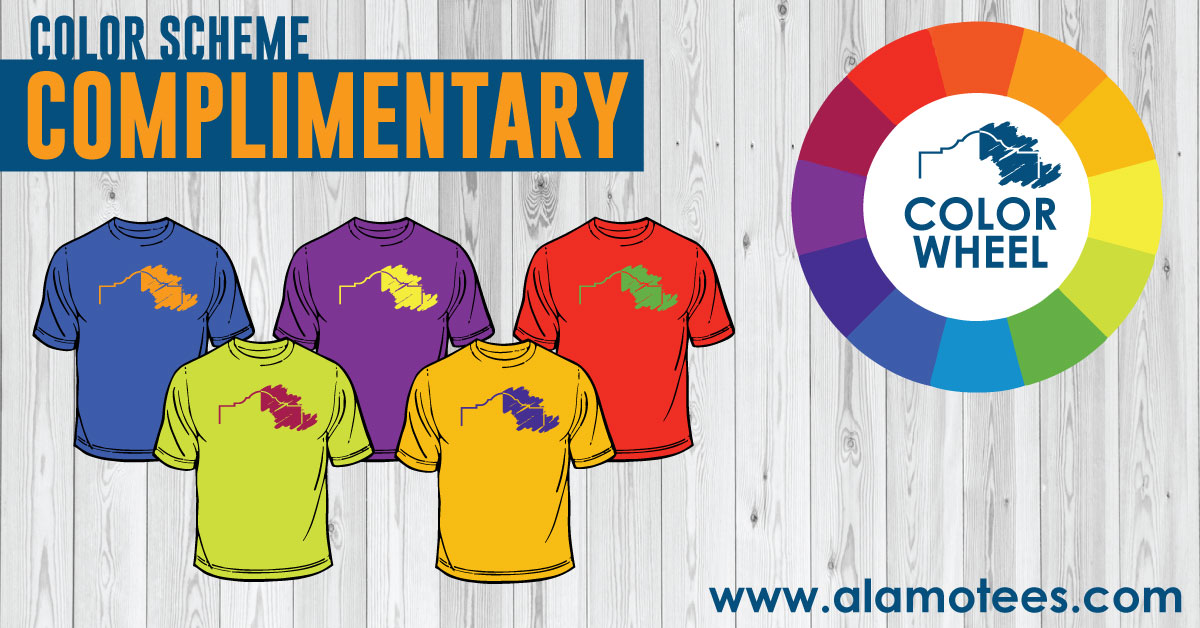 Alamo Tees Color Chart Reference Guide Tips For Creating The Perfect