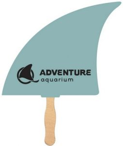 Shark Promotional Products-Handheld Fan