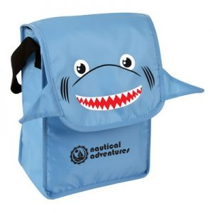 Shark Promotional Products-Shark Lunch Bag