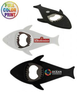 Shark Promotional Products-Shark Bottle Opener
