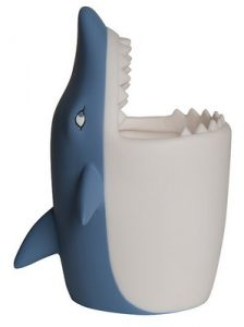 Shark Promotional Products-Shark Pen Holder Cup