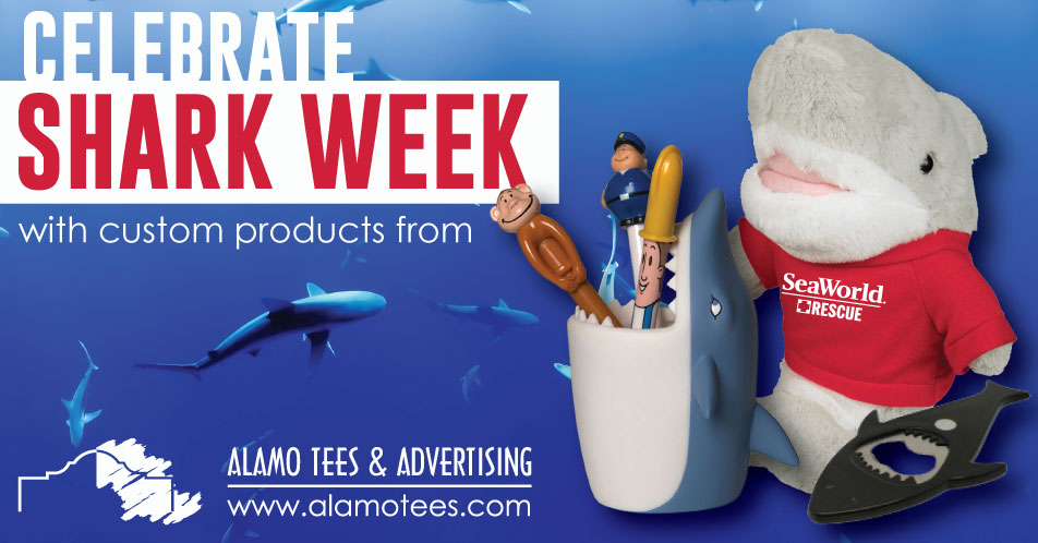 shark week shark promotional products