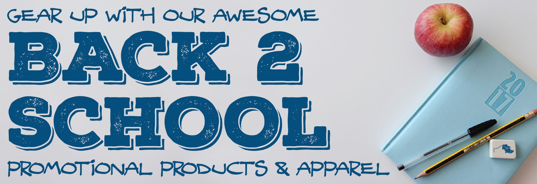 back to school promotional products