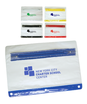 Back to School promotional products pencil pouch
