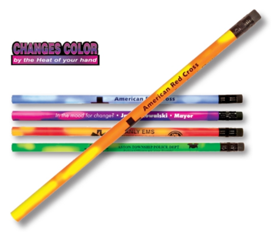 back to school pencils promotional products