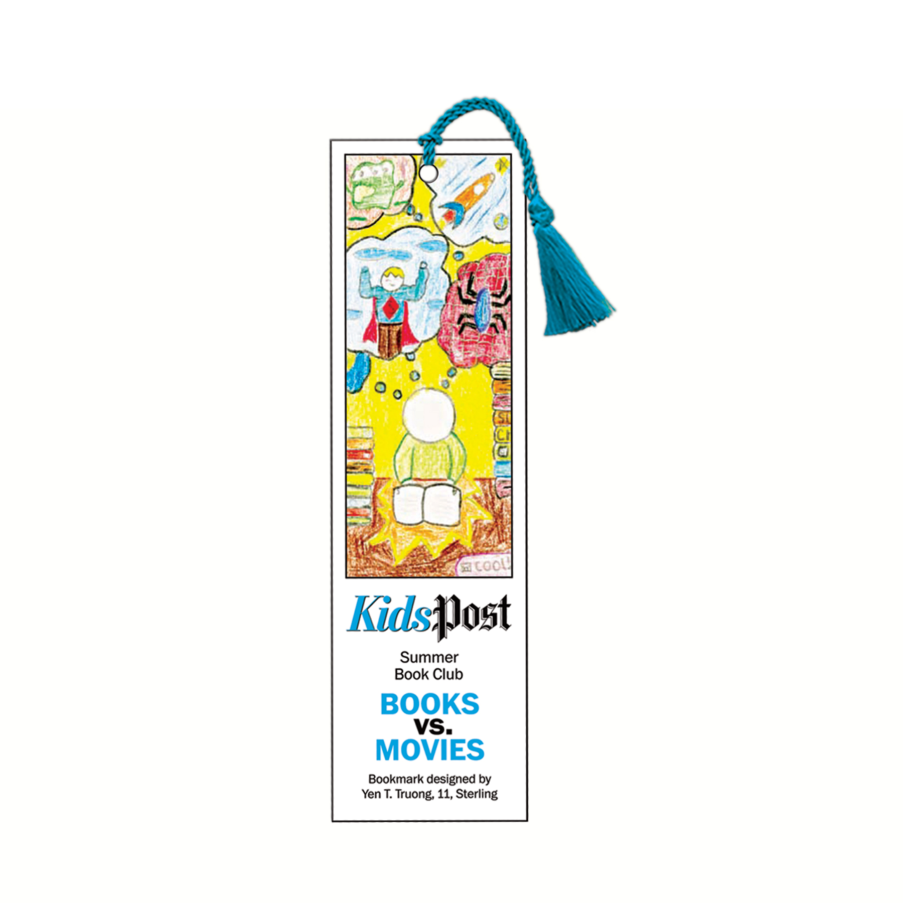 back to school promotional products bookmark